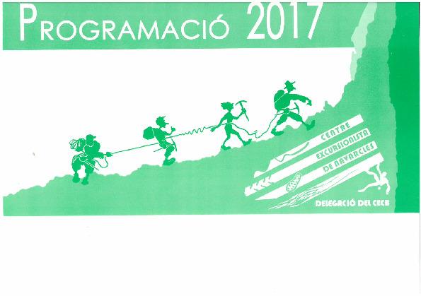 centre excursionista Navarcles programació 2017 C57_2017-2.pdf