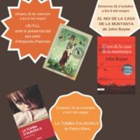 Entrelínies. Club de lectura juvenil