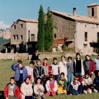Alumnes Escola Santa Maria 2000-2001_9430