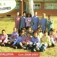 Alumnes Escola Catalunya 2006-2007_9210