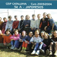 Alumnes Escola Catalunya 2003-2004_9177