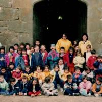 Alumnes Escola Santa Maria 2000-2001_9432