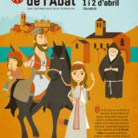 La fira de l'Abat. 15a. edició 2017