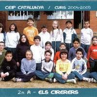 Alumnes Escola Catalunya 2004-2005_9192