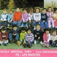 Alumnes Escola Bressol Tinet 2003-2004_9161