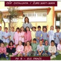 Alumnes Escola Catalunya 2007-2008_9276