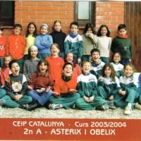Alumnes Escola Catalunya 2003-2004_9171