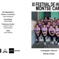 XI Festival de Hip Hop Montse Camps 2019