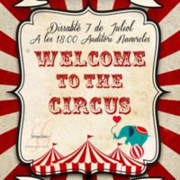 """2n. festival Escola de Ball Saray Gómez """"Welcome to the circus"""". 2018"""