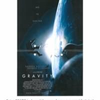 "Cinema al Teatre Auditori Agustí Soler i Mas ""Gravity"""