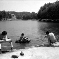 Llac de Navarcles 1970_7492