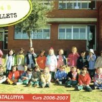 Alumnes Escola Catalunya 2006-2007_9209