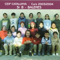 Alumnes Escola Catalunya 2003-2004_9174