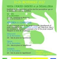 Setmana europea de la prevenció de residus.