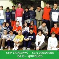 Alumnes Escola Catalunya 2003-2004_9180