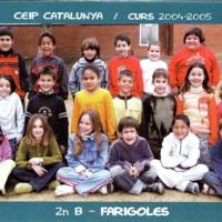 Alumnes Escola Catalunya 2004-2005_9193