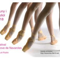 29è Festival Ballet Jove de Navarcles. 2018
