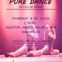 3er. festival Pure Dance. Escola de dansa. 2018