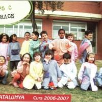 Alumnes Escola Catalunya 2006-2007_9212