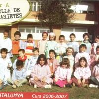 Alumnes Escola Catalunya 2006-2007_9213