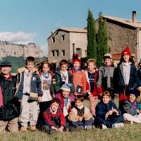 Alumnes Escola Santa Maria 2000-2001_9427