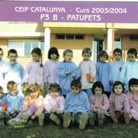 Alumnes Escola Catalunya 2003-2004_9163