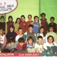 Alumnes Escola Catalunya 2006-2007_9218