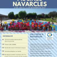 Piscines Navarcles, Viu l'estiu a Navarcles !!!