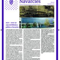 El butlletí Navarcles. Novembre 2020