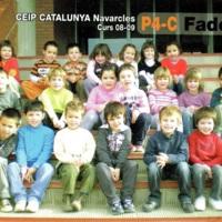 Alumnes Escola Catalunya 2008-2009_9239