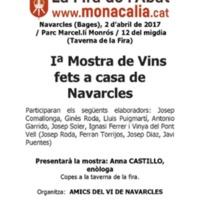 I Mostra de vins fets a casa de Navarcles
