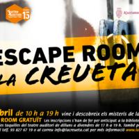 Escape room La Creueta 2018