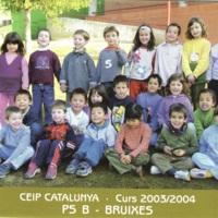 Alumnes Escola Catalunya 2003-2004_9167