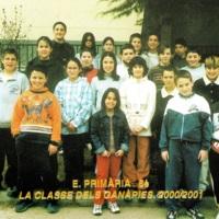 Alumnes Escola Catalunya 2000-2001_9118
