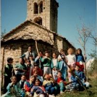 Alumnes Escola Santa Maria 1989_9411