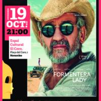 Pel·lícula Formentera Lady octubre 2018