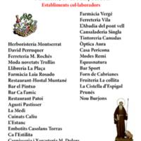 Sant Antoni. Establiments col·laboradors