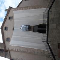 Inauguració de la façana de l'església de Santa Maria 2014_9708