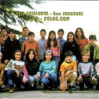 Alumnes Escola Catalunya 2002-2003_9158
