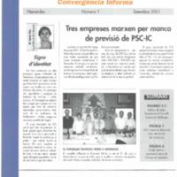 Parlem-ne: convergència informa
