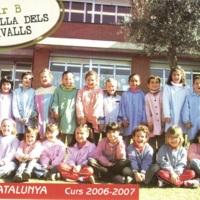 Alumnes Escola Catalunya 2006-2007_9214
