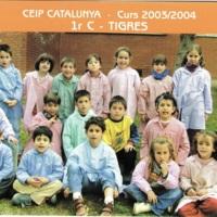 Alumnes Escola Catalunya 2003-2004_9170