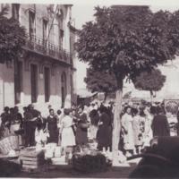 Mercat a la Plaça de la Vila 1935_2959