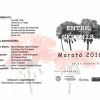 "Espectacle solidari ""Entre geranis"". Marató 2016."