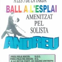 Ball a l'Esplai 2018