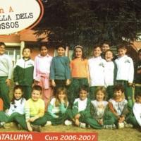Alumnes Escola Catalunya 2006-2007_9215
