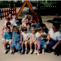 Alumnes Escola Santa Maria 1995_9389