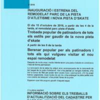 L'Ajuntament de Navarcles informa. 2/2016.