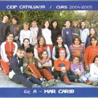 Alumnes Escola Catalunya 2004-2005_9201