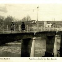 Pont de Sant Benet 1931_7658